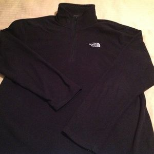 The North Face Men's 1/4 Zip Base Layer Size Med